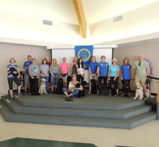 Guide Dogs Auditorium Palm Springs
